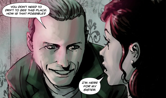 Chapter Eight of <em>The Prisoner</em> Graphic Novel Is Now Online