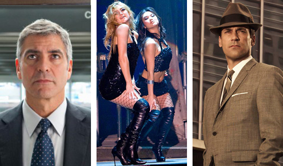 <em>Up in the Air</em>, <em>Nine</em> Lead Golden Globe Nominations; <em>Mad Men</em> Nabs 3