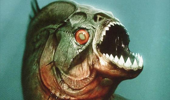 Web Stalker &#8211;  Sneak Peeks of <em>Piranha 3D</em> Cause a Nostalgic Fan Frenzy