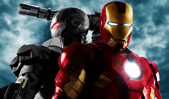 <em>Iron Man</em> and <em>Scott Pilgrim</em> Lead the Comic Book Movie Charge in 2010
