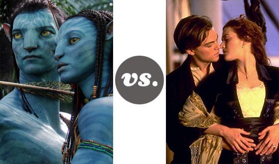 One on One – <em>Avatar</em> Versus <em>Titanic</em>