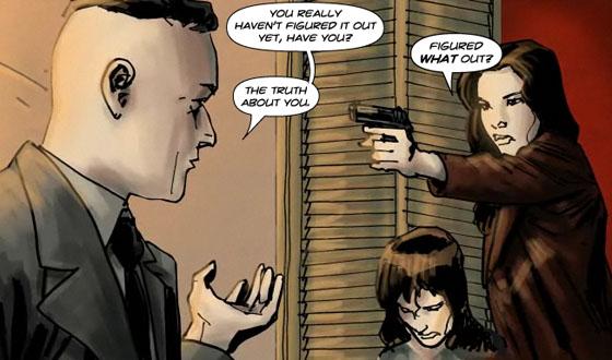 The Final Chapter of <em>The Prisoner</em> Graphic Novel Is Now Online