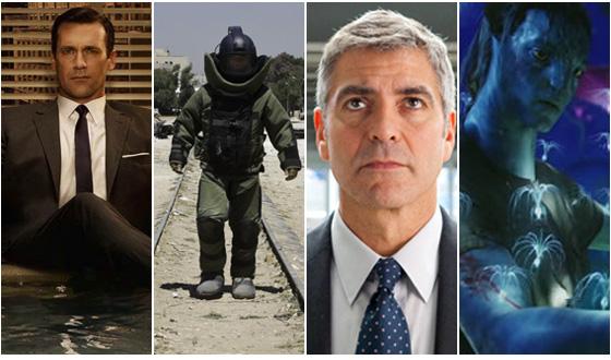 <em>Mad Men</em> Nabs 3 DGA TV Nods; Bigelow Pitted Against Cameron in Feature Category