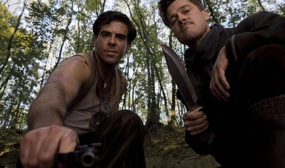 <em>Inglourious Basterds</em>, <em>Mad Men</em> and <em>Glee</em> Win Top Awards at Screen Actors Guild