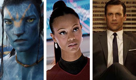 <em>Avatar</em> and <em>Star Trek</em> Receive Sound Mix Nods; <em>Mad Men</em> Nets One in TV Category