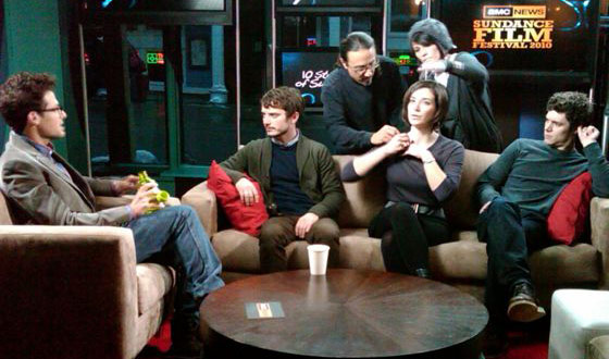 AMC News at Sundance, Day 6 – Elijah Wood, Diego Luna, Malin Ackerman and More