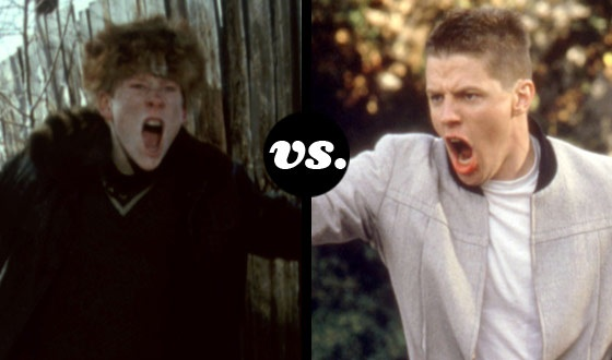 <em>Back To The Future</em>'s Biff Is Now Fighting Seven Other Movie Bullies