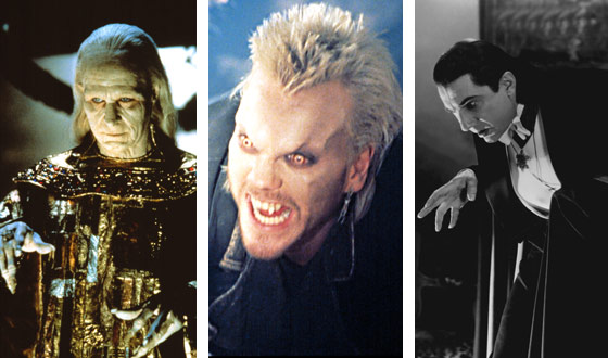 There's More to Vampires Than <em>Twilight</em> and <em>Buffy</em> So Which Blood-Sucker Is Your Favorite?