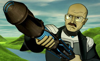 <em>Breaking Bad</em> Gets Animated With a Team S.C.I.E.N.C.E Minisode