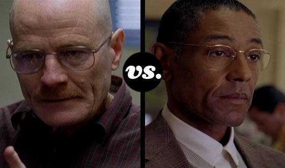Walt Takes on Gus in a Tournament of <em>Breaking Bad</em> Asses!