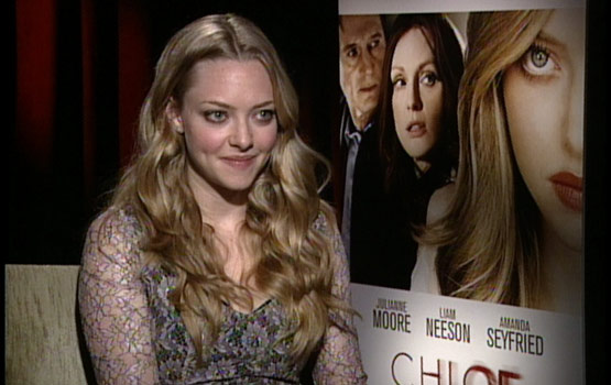 Video: Chloe Paints a Dark Portrait of Middle-Aged Marriage