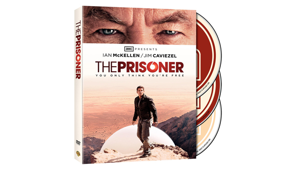 AMC <em>The Prisoner</em> Now Available on DVD