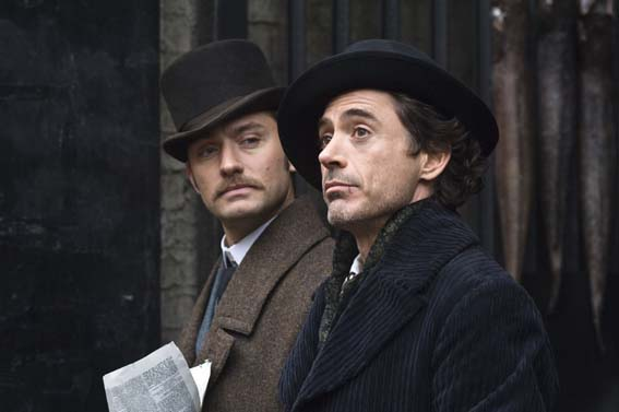 New on DVD, March 30, 2010 – Sherlock Holmes, An Education, and I Sell the Dead