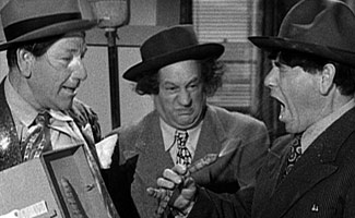 Slapstick Alert! Five New Three Stooges Comedy Shorts Now Online