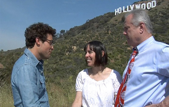 Video – Land Next to the Hollywood Sign Saved, For Now