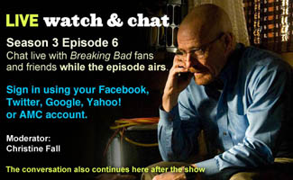 New Feature – Chat Live While the Episode Airs!