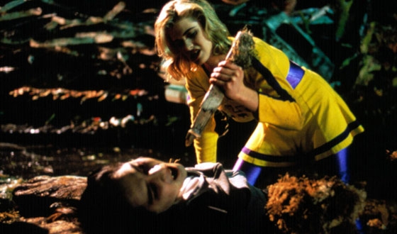 Buffy Takes on the Vampires of AMC Fearfest '09