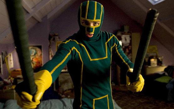 Top Ten Not-So-Super Cinematic Superheroes