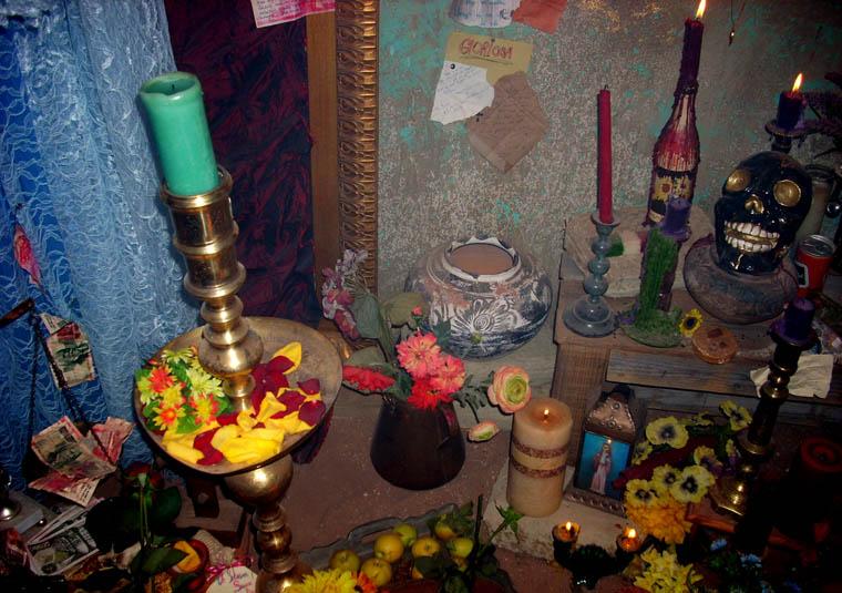 The Prayer of the Santa Muerte - AMC