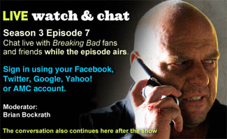 Watch and Chat About Episode 7 Tonight!