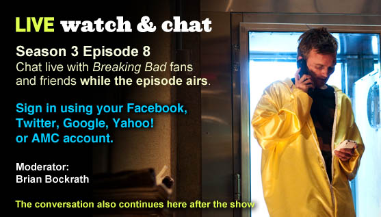 This Sunday, Watch and Chat About Episode 8