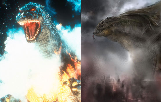 John Scalzi's Science Fiction Film Birthday Wishes – Cloverfield vs. Godzilla, and Antonio Banderas