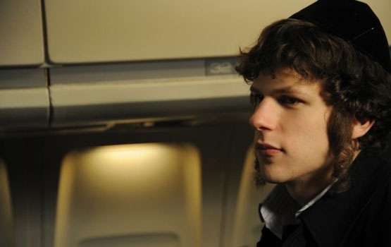 Q&A – Holy Rollers' Jesse Eisenberg on Jewish Drug Mules, Zombie Killers, and David Fincher's Facebook Movie