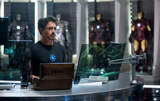 John Scalzi – Answering Your Questions About Iron Man 2