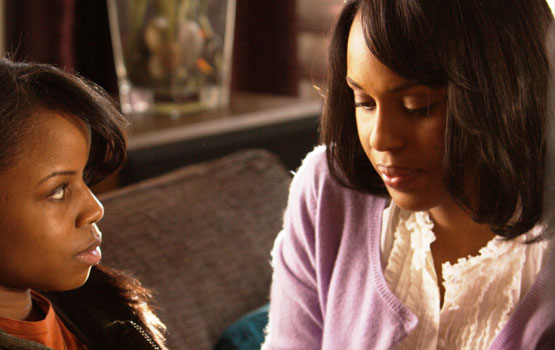 Q&A – Mother and Child's Kerry Washington on the Wayanses, Anthony Mackie, and How Good She Looks in an Afro