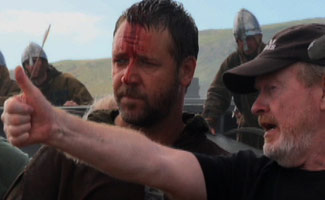 Video – Ridley Scott and Russell Crowe Discuss Reinterpreting Robin Hood on AMC Storymakers