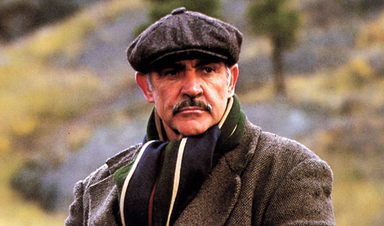 Flashback Five – The Best Movies of Sean Connery (Not Including 007 Flicks)
