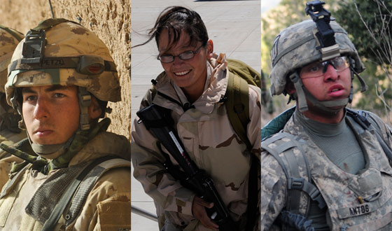 With All Due Respect to <em>The Hurt Locker</em>, the Real War Heroes Aren&#8217;t in the Movies