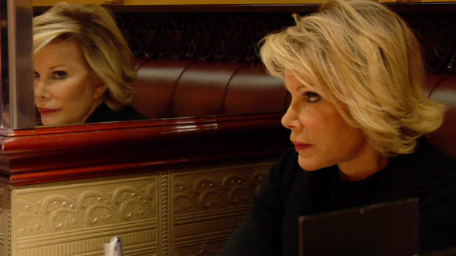 Q&A – Joan Rivers Gets Brutal (and Brutally Honest) for A Piece of Work