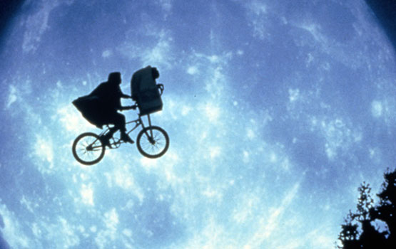 John Scalzi – The Alien-Powered Bike From E.T. and Other Must-have Sci-Fi-Movie Rides