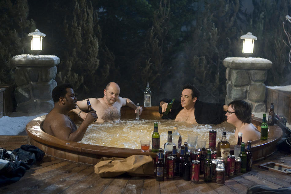 New on DVD – June 29, 2010 – Hot Tub Time Machine and Percy Jackson