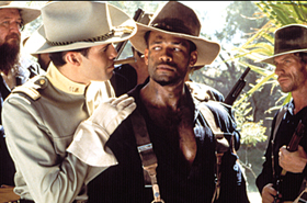 Mario Van Peebles Action Hero Quiz