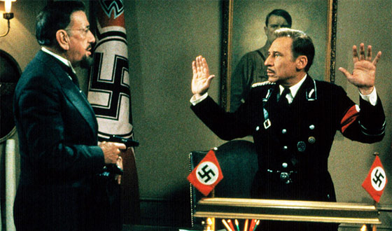 Mel Brooks Works Miracles by Making Hitler and Darth Vader Seem Hilarious