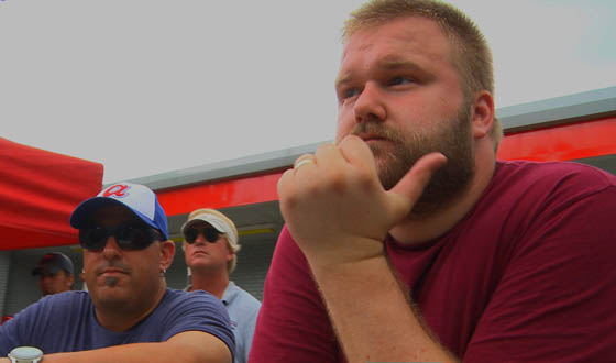 Video – Robert Kirkman Tours the Set