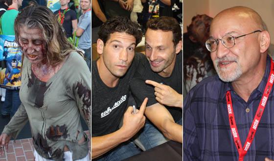 Photos &#8211; AMC&#8217;s <em>The Walking Dead</em> at Comic-Con 2010