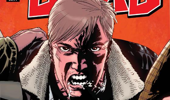Sneak Preview – <em>The Walking Dead</em> Comic Book Issue 75