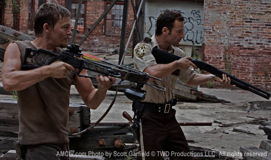 Casting Update – Michael Rooker, Norman Reedus and IronE Singleton Join <em>The Walking Dead</em>
