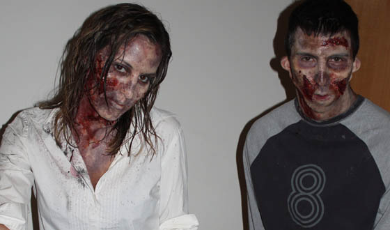 <em>The Walking Dead</em>&#8216;s Zombies Come to Life at Comic-Con
