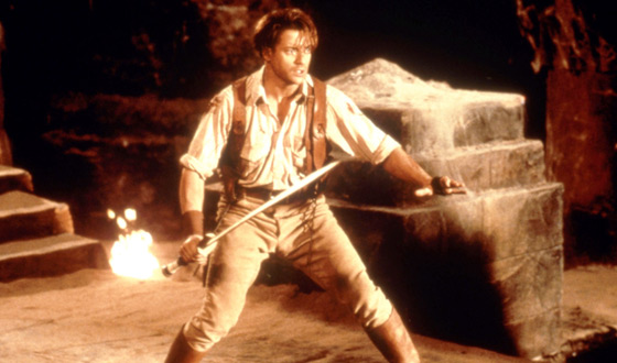 Flashback Five – The Best Movies of Brendan Fraser