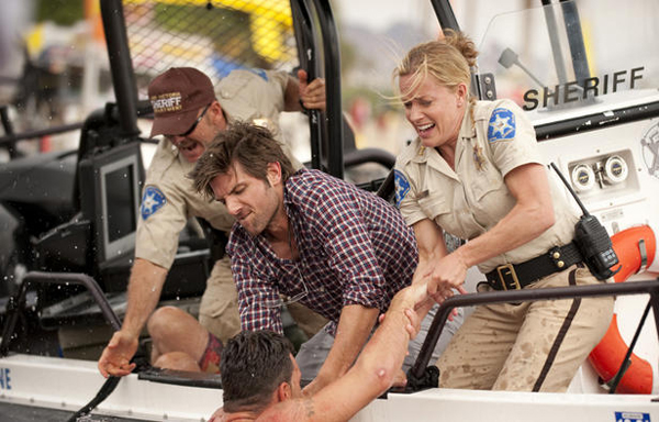 Q&A – Piranha 3D's Steven R. McQueen on The Vampire Diaries, Jerry O'Connell's Privates, and an Oil Tanker Filled With Blood
