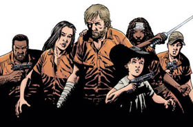 <em>The Walking Dead</em> Comic Book Quiz