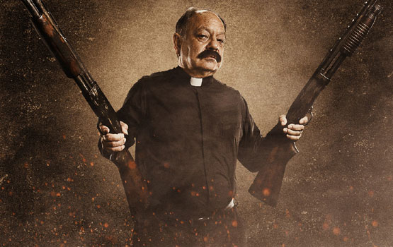 Top Ten Movie Priests Gone Wild