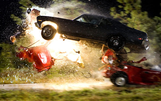 Top Ten Most Memorable Movie Car Crashes