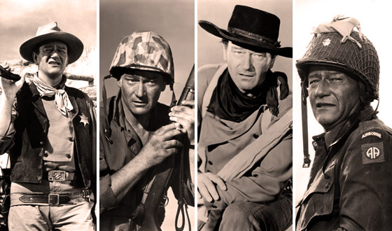When It Comes to John Wayne, Picking the Best Means Arguing Over Westerns and War Pics