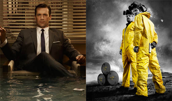<em>Mad Men</em> Wins Four Emmys, <em>Breaking Bad</em> Scores Two