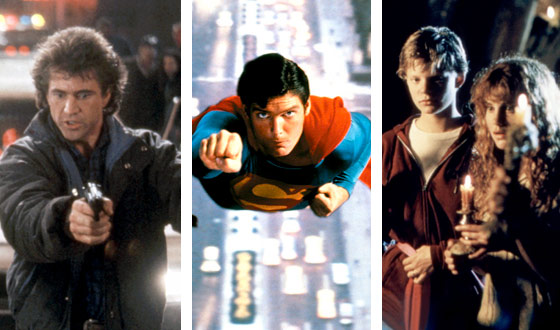 What Do <em>Superman</em>, <em>Lethal Weapon</em>, and <em>The Goonies</em> Have in Common?